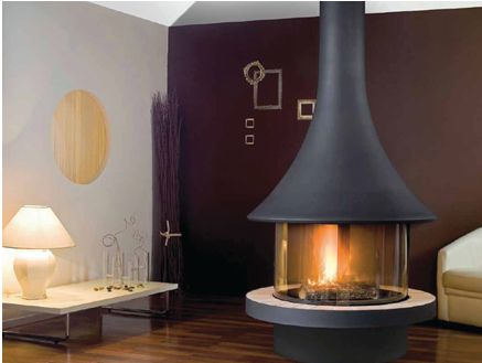 Ortal Introduces 4 New Modern Fireplace Models luxuryhousesblog