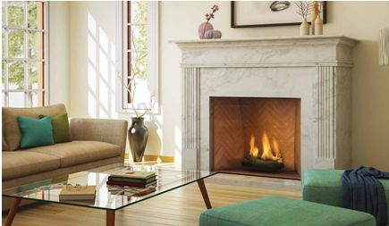 A Modern Spin On Clic Fireplace Ortal S Minimal Model Allows You To Take Advantage Of Technology While Incorporating Timeless Look Into Your