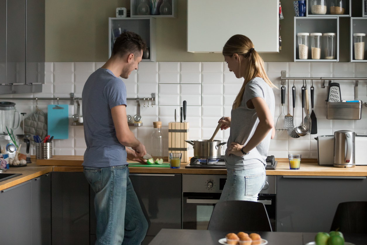 how your kitchen works for you