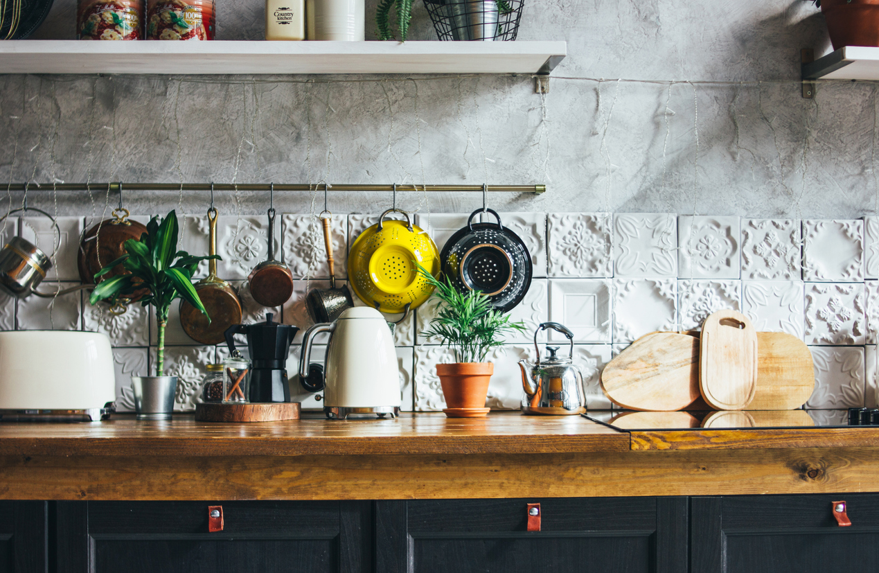 How to go green in the kitchen tips